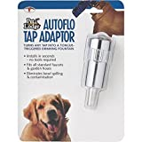 Miller Manufacturing Automatic Pet Waterer Autoflo Tap Adaptor Tongue-Triggered