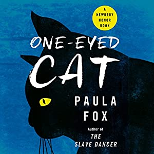 One Eyed Cat Audiobook