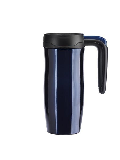 Steel Mug Insulated16ozMidnight Contigo Travel Autoseal Stainless Blue Randolph Vacuum nwvmN80