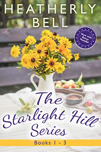 The Starlight Hill Anthology 1-3 (Starlight Hill Collection Book 1) ()