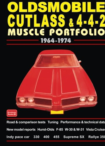 Cutlass and 4-4-2: Muscle Portfolio 1964-1974