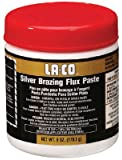 Silver Brazing Flux Paste - 2oz silver brazing fluxpaste 22302