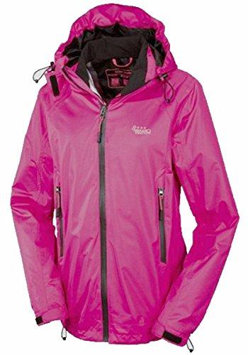 Damen Trekkingjacke Funktionale Outdoor Trekking Jacke Gr. 40