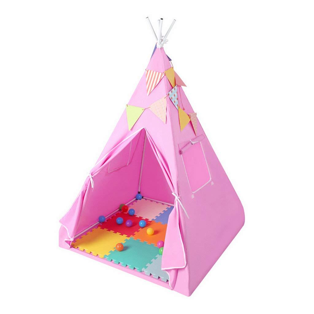 Dtongtong Prinzessin Zelt Kinder Burg Spielen Zelt Kinder Indoor und Outdoor Spiel Zelt