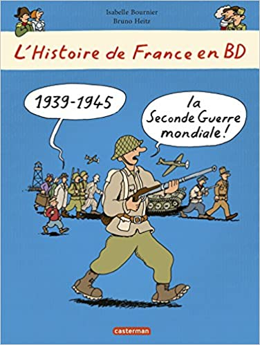 Amazon Fr L Histoire De France En Bd T8 La Seconde