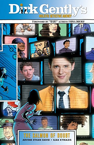 Dirk Gently's Holistic Detective Agency: The Salmon of Doubt, Vol. 1