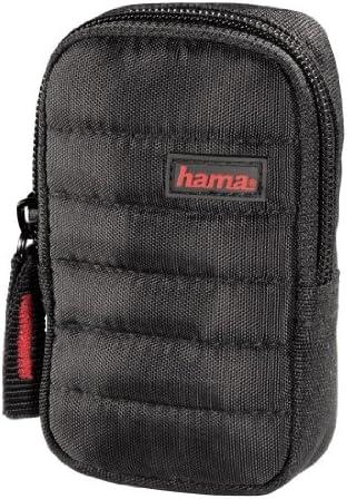 Hama Kameratasche gepolstert für eine Digitalkamera, Syscase 60G, Schwarz