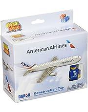 Daron American Construction Toy (55-Piece)