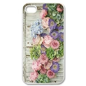 Rose ZLB592106 Unique Design Phone Case for Iphone 4,4S, Iphone 4,4S Case
