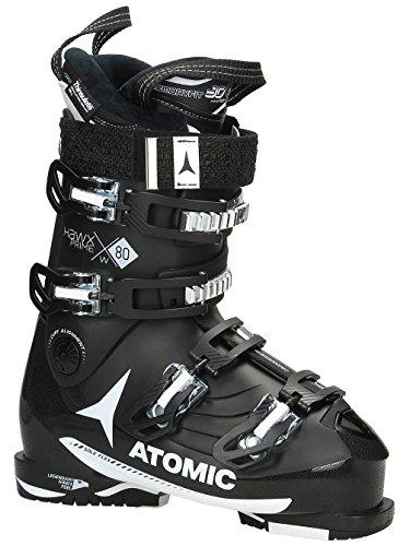 Atomic Women's HAWX Prime 80 Ski Boots 2018 Black/White 23/235