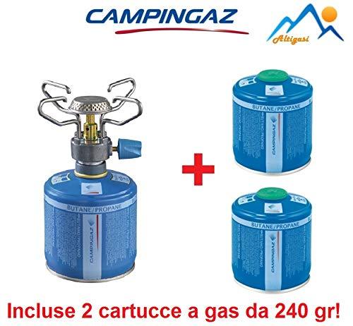ALTIGASI hornillo de Gas de Camping bleuet Micro Plus - Marca ...