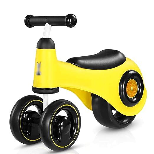 XRXX Bicicleta De Equilibrio para Niños Caricatura Andador De ...