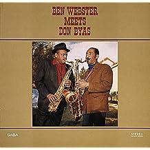 Ben Webster Meets Don Byas by Ben Webster (1991-01-29)