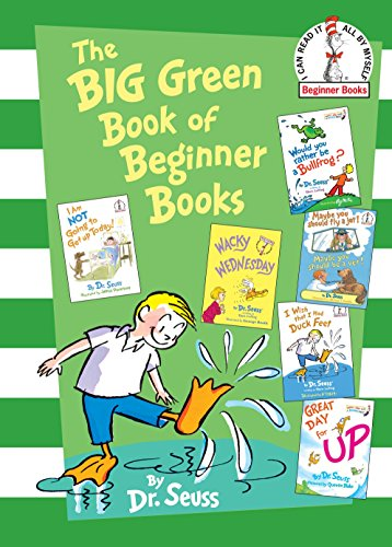 The Big Green Book of Beginner Books (Beginner Books(R)) (Not Wanting To Get Out Of Bed)