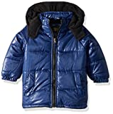 iXtreme Baby Boys Infant Classic Puffer, Navy, 18M