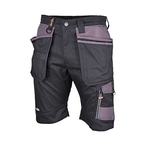 13151e154a Work Safety Equipment & Gear Scruffs Mens Trade Shorts