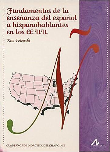 Descargar It Mejortorrent Fundamentos De La Enseñanza Del Español A Hispanohablantes En Los Ee.uu. PDF En Kindle