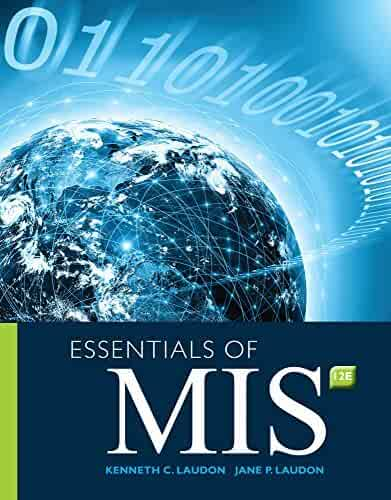 Essentials of MIS (12th Edition)