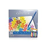 Creatacolor Aqua Monolith Watercolor Pencil Set