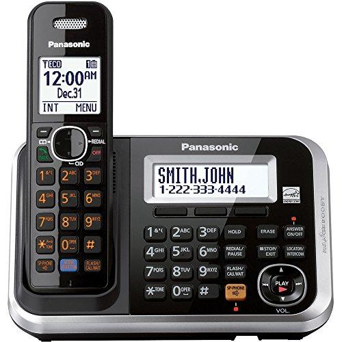 Asia Kitchen Machine - Panasonic KXTG6841B Dect_6.0 1-Handset 1-Line Landline Telephone