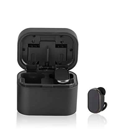 Auriculares Bluetooth, Control tactil Binaural inalámbrico auriculares, Mini Estéreo In-Ear Bluetooth 5.0