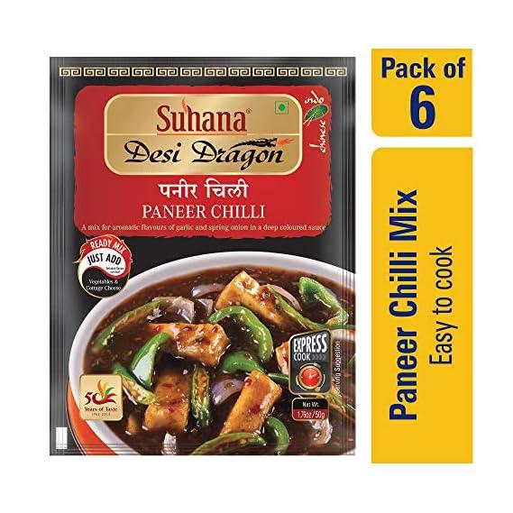 Suhana Paneer Chilli - Pack of 6