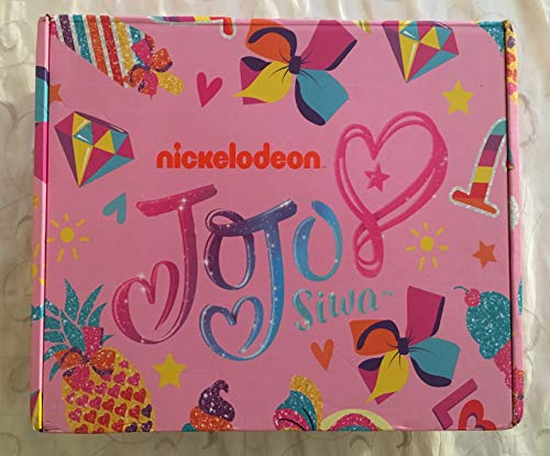 JoJo Siwa Exclusive Blue Sparkle Bow Tote Bag Doll & Gift Accessory Set