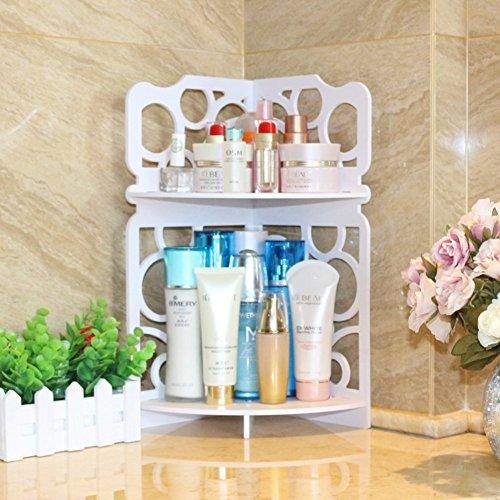 vanity shelf/bathroom wash basin/corner racks/Landmark waterproof wood storage rack-A -