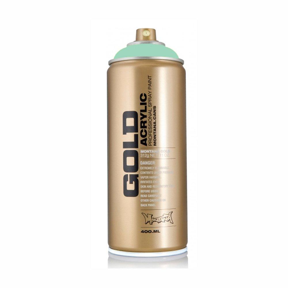 Candy Yellow Spray Paint Part - 39: Amazon.com: Montana Gold Series Spray Paint - Malachite Light 11 Oz Aerosol  Can