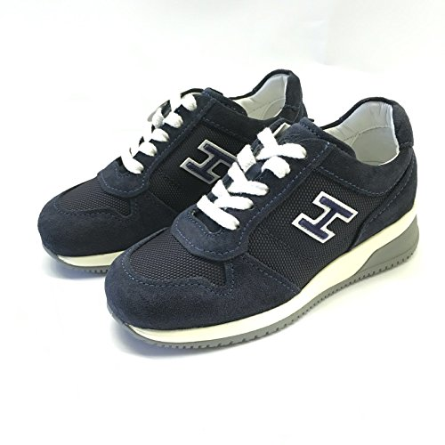 HOGAN Elective Bambino 1580S9818V Blu Sneaker Primavera/Estate