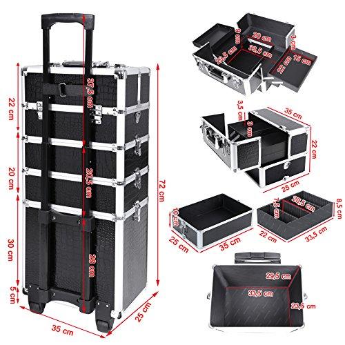 maletas para maquillaje profesional