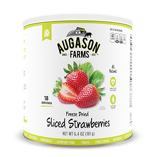 Augason Farms Strawberries