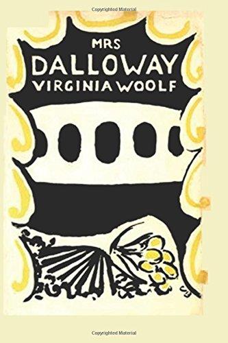 Mrs Dalloway Virginia Woolf - Large Print Edition