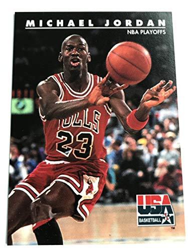 1992 Skybox USA Basketball #42 Michael Jordan NM/M (Near Mint/Mint)