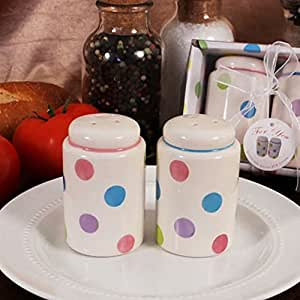 Lots Of Dots Salt And Pepper Shakers Set - 36 Sets