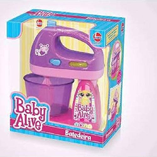 Batedeira Baby Alive 2444 Lider