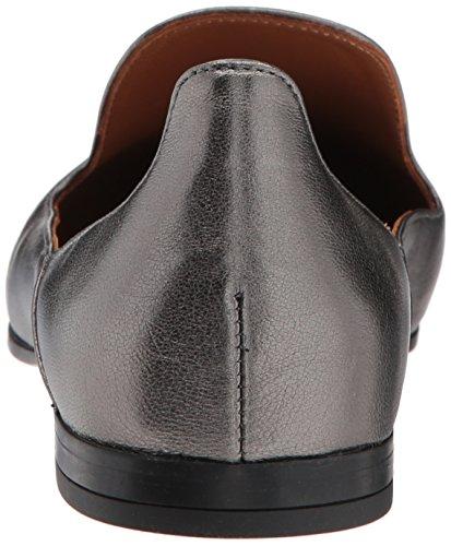 Calf Metallic Loafer Women's Gunmetal Aquatalia Emmaline 6qxwPnaH