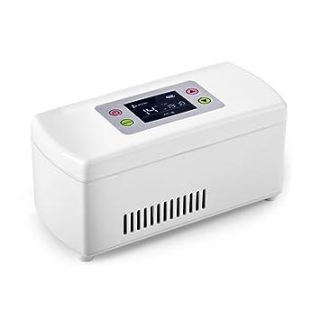L&Z Caja De Insulina Portátil Refrigerada Mini Medicina ...