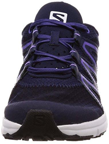 Purple para Purple Mujer Zapatillas Blue de Crossamphibian Swift 000 Evening Morado Parachute Senderismo Salomon W xY14vwWpYq