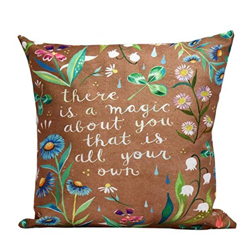Amazon.com: MAYUAN520 Decorative Pillows Maiyubo ...