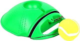 HemeraPhit Grofitness machine d'entraînement de tennis de rebond de balle de tennis pour débutants enfants Sports Balle d'entraînement