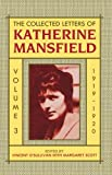 img - for The Collected Letters of Katherine Mansfield: Volume Three: 1919-1920 book / textbook / text book