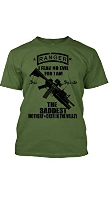 Amazon Com Us Army Ranger T Shirt Infantry Green Tee By Goliath74