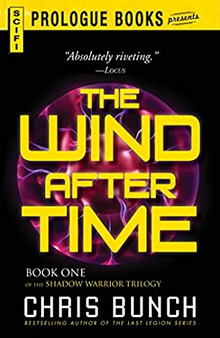 book cover of The Wind After Time
