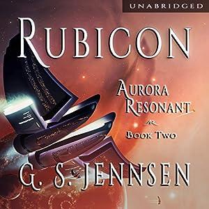 Rubicon: Aurora Resonant, Book 2 Audiobook