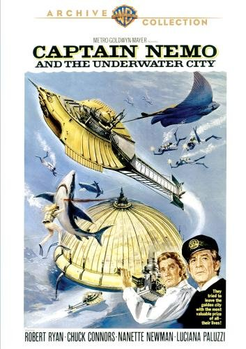 Captain Nemo and the Underwater City