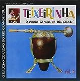 Gaucho Coracao Do Rio Grande 4 by Teixeirinha (2001-05-31)