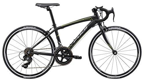 FUJI(フジ) ACE 24 24インチ MATT BLACK 子供用ロードバイク 2018年モデル 18AC24BK MATT BLACK 24インチ B075SZG9YJ