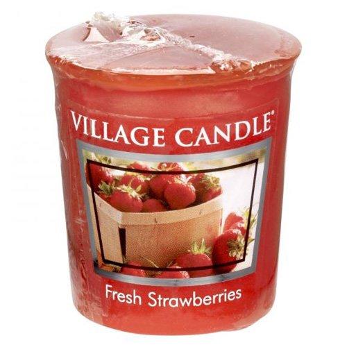 Villaggio Candela 106102398 Candela, Rosso Village Candle