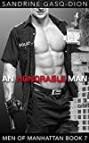 An Honorable Man: The Men of Manhattan Book 7